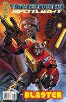 Transformers - Spotlight: Blaster #1 - One-Shot